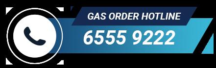 LPG Gas order hotline