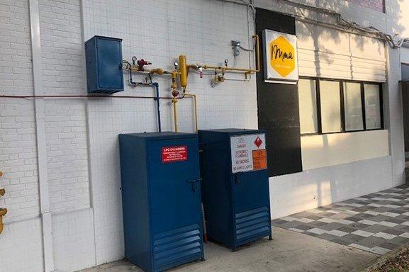 SingGas LPG Gas machines